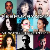 February 2017 New Music Report
