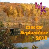 September Mix 2016 (mixed by MARV!N K!M)