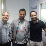 EL DERBY Con Diego Notario,Sebastian Heredia,Juan Pablo Toscano Y Claudio Taborda 30-9-2015