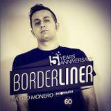 Matteo Monero - Borderliner 060 August 2015