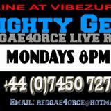 MIGHTY GENERAL RADIO SHOW 6TH FEB(PT1)
