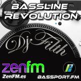 Bassline Revolution #25 DnB 05.06.13 - DJ Filth - Guest mix