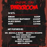 Brendan Matheny Live @ The Groove Gallery Presents: Enter the Darkroom