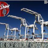 OAKLAND RAP / HIP-HOP MIXSHOW! 60 MINS OF TOWN BIZZ! [TheSlyShow.com]