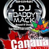 CDN 150 Birthday Mix Tape  2017 Rod DJ Daddy Mack (c)