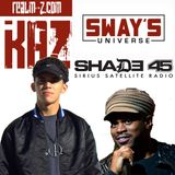 KAZ on SWAY in the Morning (GET IN THE GAME Air Date 12/07/2016)
