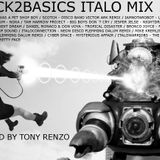 Back2Basics Italo Mix 112 Tony Renzo