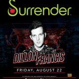 Dillon Francis - Live At Surrender Night Club (Las Vegas) - 22-Aug-2014