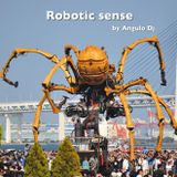 Robotic sense by Angulo Dj- April 2017