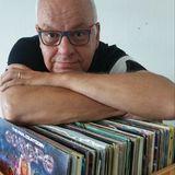 Skivbacken #116. Programledare och producent Krister Wallman för Radio Oskarshamn.