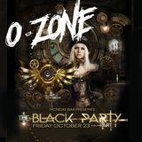 O-Zone @ Monday Bar: Black Party Part II (Slakthuset, Stockholm)