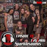 "Soundcheck Eps 073 ""Sparklesaurus"" 7/25/2016"