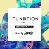 FUNKTION TOKYO Exclusive Mix Vol.66 Mixed By DJ Simmy