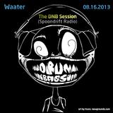 The DNB Session (Spoondrift Radio, 08.16.2013)