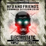 Electrostatic - Hard Force United & Friends (Summer Session 2018)