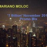 Mariano Moloc - 'Seven Billion' November 2011 - Promo Mix