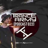 TranceArmy Podcast (Guest Mix Session 022 with Hiroki Nagamine)