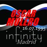 Oscar Mulero - Live @ Infinity Club, Madrid (16.07.1995)
