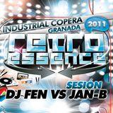 DJ FEN vs JAN-B - Retro Essence 2011