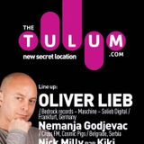 Oliver Lieb at The Tulum - Zagreb - October 27th 2012