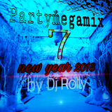 Partymegamix 7 New Year 2018 by Dj Rolly