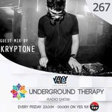 Underground Therapy Episode 267 - Guest Mix By Kryptone