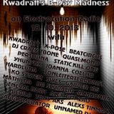 Persohna@Kwadratt's B-day Madness 18.10.2013