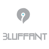 Bluffant Blue House #001