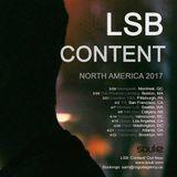 Logo - Live @ LSB Content North America tour