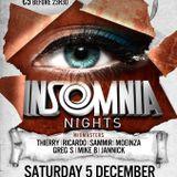 dj Mike B @ Bocca - Insomnia Nights 05-12-2015