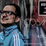 Cosmo @ HOUSE Cafe + Lounge. Cuernavaca, Mor