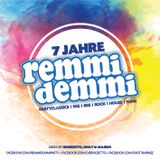 7 Jahre REMMI DEMMI (mixed by Benedetto, Sho-T & Majido)