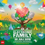 Electronic Family contest mix 2018