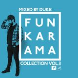 Funkarama Collection Vol.8 - Mixed by Dj Alvin Duke