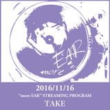 2016.11.16 - LIVE MIXED by TAKE