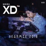 XD FM 001 (Yearmix 2018)