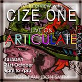 ARTICULATE - CIZE-ONE