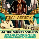 Afro-beat & funk Promomix for Dial Africa 04/11 @ The Surrey Vaults, Bristol