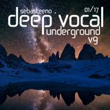 DEEP Vocal Underground Volume NINE - January 2017