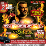 2019.02.02. - RED RING, Jászberény - Saturday