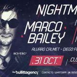 SHADED & MARCO BAILEY   Halloween 2013   Lima Xpress