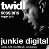 Junkie Digital // TWIDLsessions // 08-08-2015 // Club Innocent