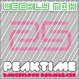 Weekly Mix #25 - Peaktime [Dancefloor D&B]