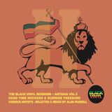 Black Vinyl Nyabinghi Sessions Volume 2 - Various Artists Selected and Mixed By Alan Russell