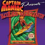 Episode 214 / Board Meeting