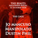 THE BEASTS (Halloween Ritual 2018) with Manipolato