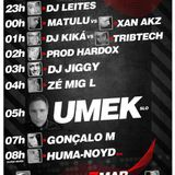 Dj Ze MigL Live Set @ Benedita 3Mar2011 with UMEK & Others