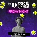 High Contrast (3Beat Records) @ Radio 1's Rave Lounge, Fiction Nightclub - Swansea (25.05.2018)