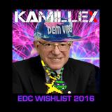 EDC Wishlist Mix 2016