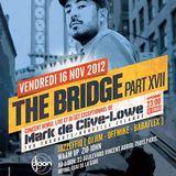 Mark De Clive-Lowe @ The Bridge, Djoon, Friday November 16th, 2012